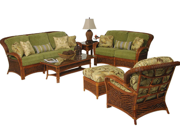 Palm Springs Indoor Rattan