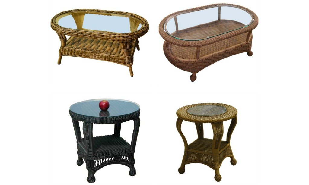 End Tables and Coffee Tables