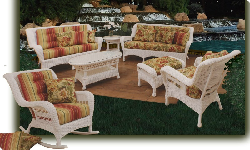 Chasco Designs Indoor/Outdoor Wicker