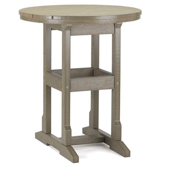 ch 0807 32 round counter height table