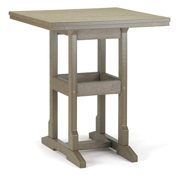 ch 0811 32 x 32 counter height table