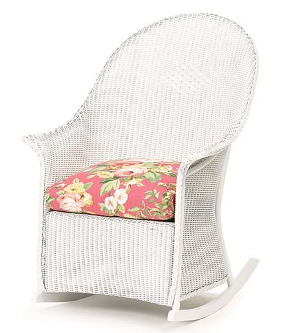 520HBR Cushion - Keepsake High Back Rocker Replacement Cushion