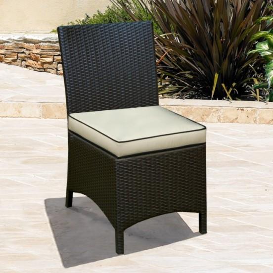 260sdscc cushion melrose side dining chair replacement cushion rh wickerimportsonline com Wicker Seat Replacements Wicker Chair Replacement Cushions