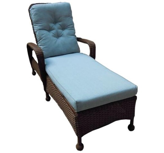 401acl cushions montclair and monaco adjustable chaise for Chaise lounge cushion sale