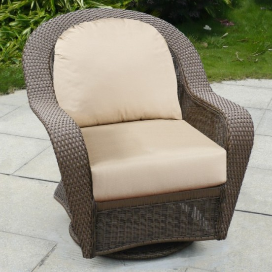 3293SG - North Cape Winward and Winchester Swivel Glider