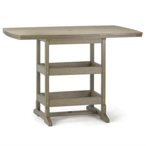 "9956 - 42"" x 60"" Bar Height Table"