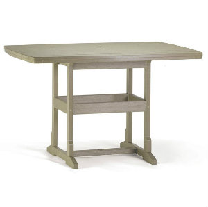 "9937 - 42"" x 60""  Counter Height Table"
