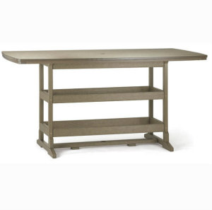 "9957 - 42"" x 84"" Bar Height Table"