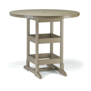 "9955 - 48"" Round Bar Height Table"