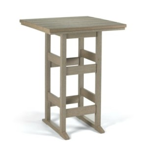 "9931 - 26"" x 28"" Counter Height Table"