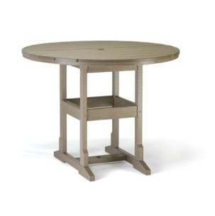 "CH_0809 - 48"" Round Counter Height Table"
