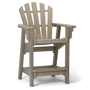 9885 - Coastal Counter Chair