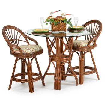 5565 - Islamorada 3 Piece Counter Height Pub Set