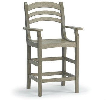 AV_0603 - Avanti Counter Chair with Arms