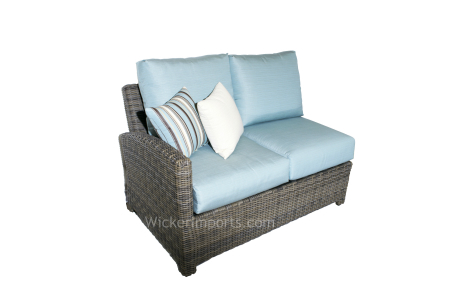 275LL - North Cape Bainbridge Left Arm Loveseat
