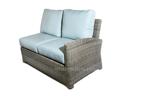 275RL - North Cape Bainbridge Right Arm Loveseat