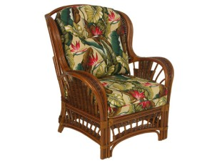 4405 - Palm Springs Bali High Back Chair