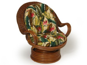 241 - Palm Springs Bali Swivel Rocker