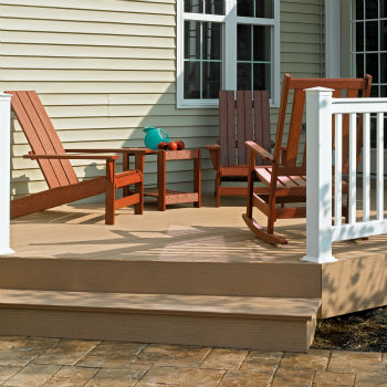 9549 - Basic Adirondack 4 Piece Set