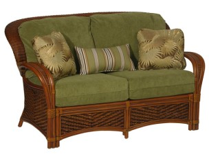 3502 - Palm Springs Boca Bay Loveseat