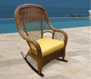 4182HR** - North Cape Brookwood High Back Rocker