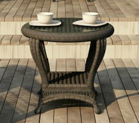 457ET - North Cape Charleston and Port Royal End Table