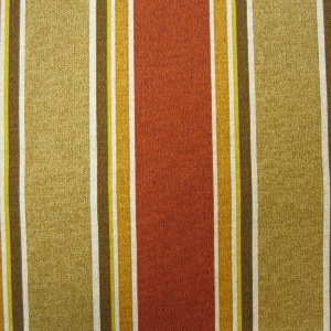 Echo Garnet - Spun Poly Fabric on Premium Cushions