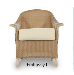 250DC Cushion - Embassy I Dining Chair Replacement Cushion