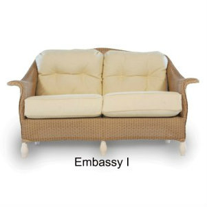 250LS Cushions - Embassy I Loveseat Replacement Cushions