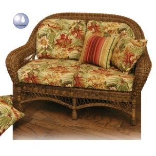 4737S - Chasco Designs Empire Loveseat