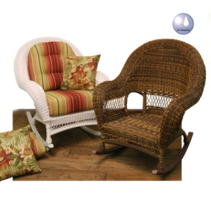 4737R Cushions - Empire Rocker Replacement Cushions