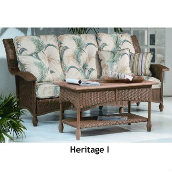 240S Cushions - Heritage I Sofa Replacement Cushions