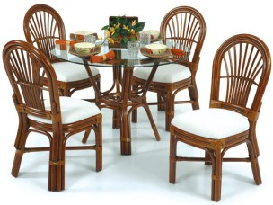 5556 - Islamorada 5 Piece Dining Set