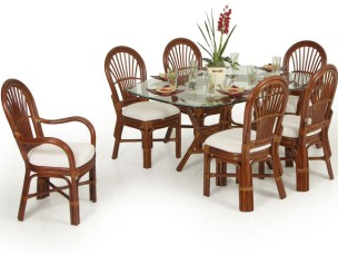 5558 - Islamorada 7 Piece Dining Set
