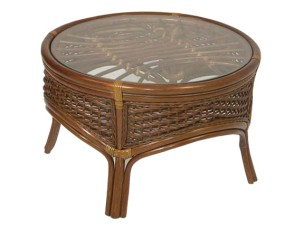 5527 - Palm Springs Islamorada Round Coffee Table