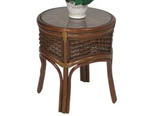 5521 - Palm Springs Islamorada Round End Table