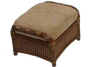 5409 - Palm Springs Island Way Ottoman