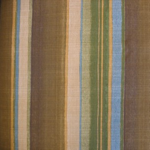 Kalani Coffee - Spun Poly Fabric on Premium Cushions