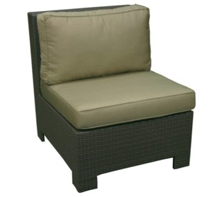 260SCM** - North Cape Melrose Sectional Middle Chair