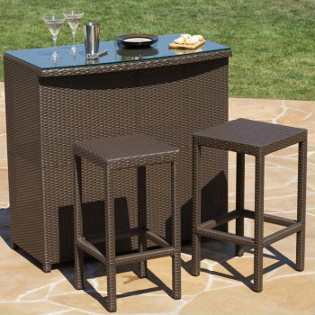 260 BAR SET - North Cape Melrose Bar Set