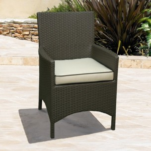 260DC - North Cape Melrose Arm Dining Chair