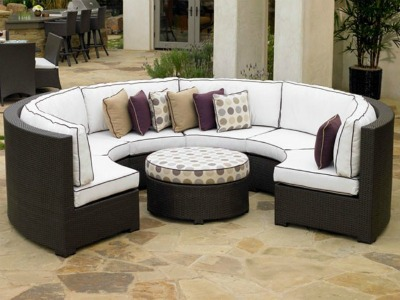 260Set4C - North Cape Melrose Sectional 4 Piece Set