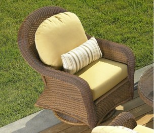 4063SG - North Cape Montclair Swivel Glider