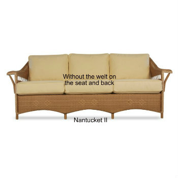511LS - Nantucket II Sofa Cushions