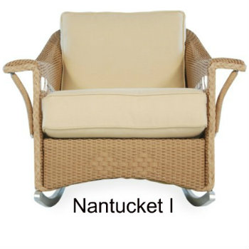 510R - Nantucket I Rocker Cushion