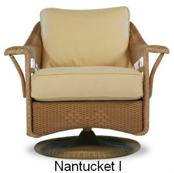 510G - Nantucket I Glider Cushions