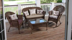 280Set4A - North Cape Naples 4 Piece Set