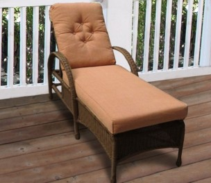 280ACL - North Cape Naples Adjustable Chaise Lounge