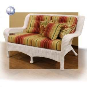 4209LS - Chasco Designs Salinas Loveseat