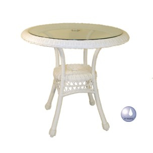 4178DT30** - Chasco Designs Sanibel Bistro Table